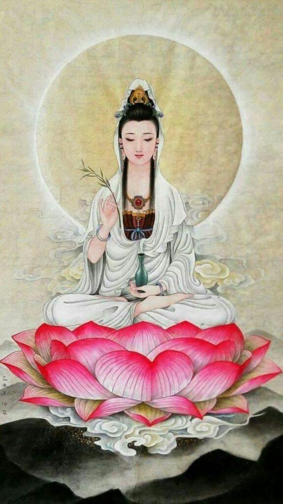 Guan Yin  Ling Hui Sheng Shi